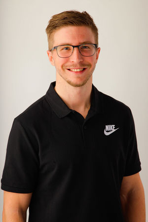 Physiotherapeut Mathias Hauser | PHYSIO P| REHAB